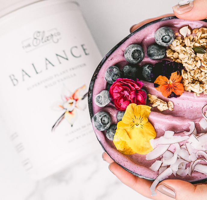 BALANCE SUPERFOOD PROTEIN