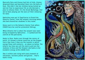 Hydra's Rebirth into the Collective Consciousness