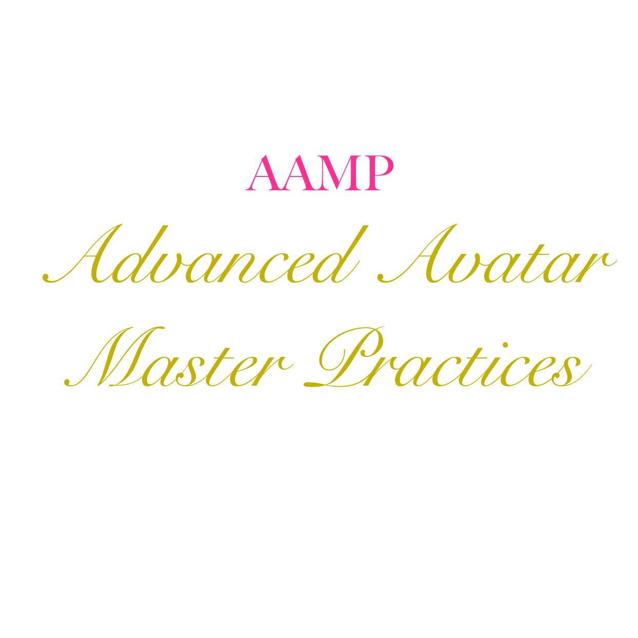 AAMP Advanced Avatar Master Practices