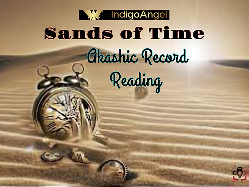 Sands of Time Akashic Record Reading⌛️