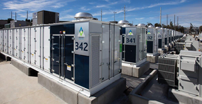 California Announces 770 MW of Battery Storage