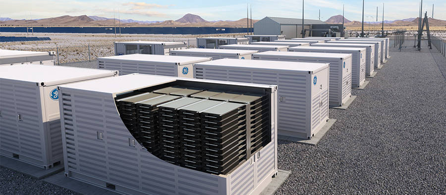 100% Renewable Energy Needs Lots of Storage: Particularly in Extreme Conditions