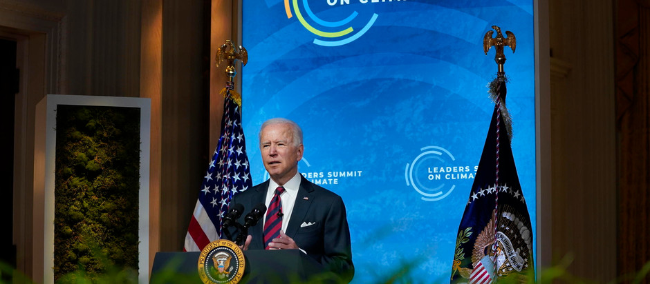Biden's Climate Summit Day 1: Here's What to Know