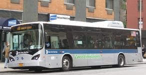 Is New York City Upgrading Its Bus Fleet?