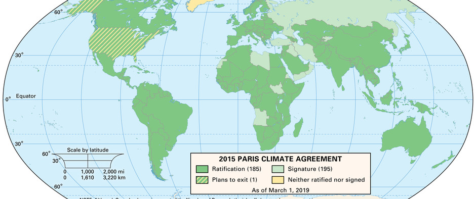 Special Report: What is the Paris Climate Agreement?