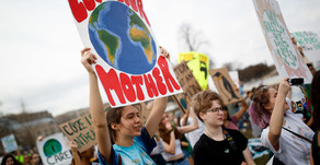 Students Strike Across the Globe: Images