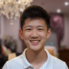 William Tang: Youth Leader / Strategist