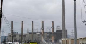 A Kentucky Power Plant's Destruction Signals the Demise of Coal Production