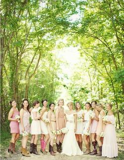 BridalPartyNTrees
