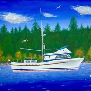Farrell 37 Anchored