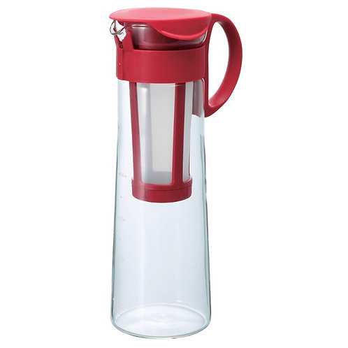Hario Mizudashi Cold Brew Coffee Pot - Red 1000mL