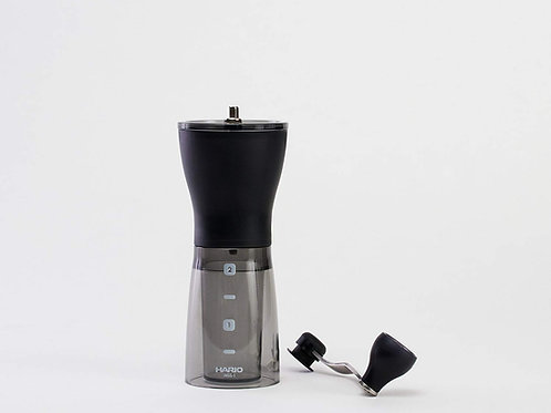 Hario Ceramic Coffee Grinder Mini Slim Plus +