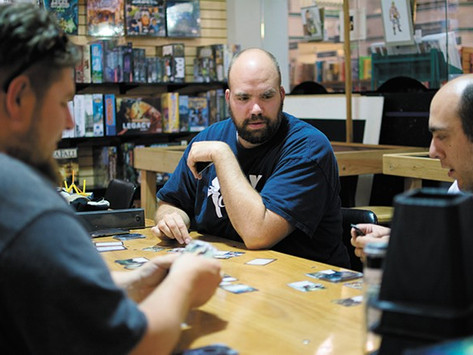 Inlander Best of 2018: Best Local Gaming Shop: Uncle's Games