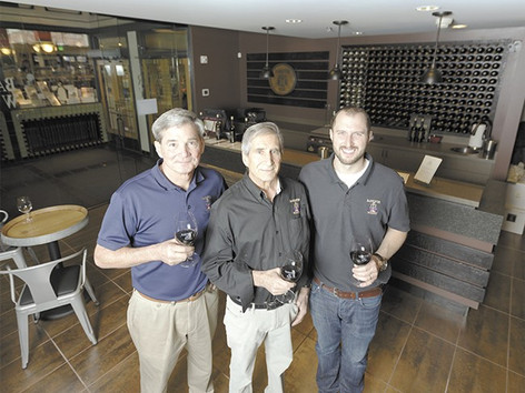 """Barrister Winery """"Next Step"""" in the Inlander"""
