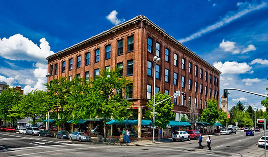 Liberty Building and Liberty Business Center in Downtown Spokane, WA