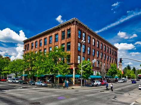 Space for Lease in the Historic Liberty Building!