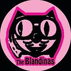 Blandinas Pin Design black background 30