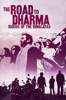 Road to Dharma Poster (Purple small).jpg
