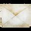 Vintage Kuvert