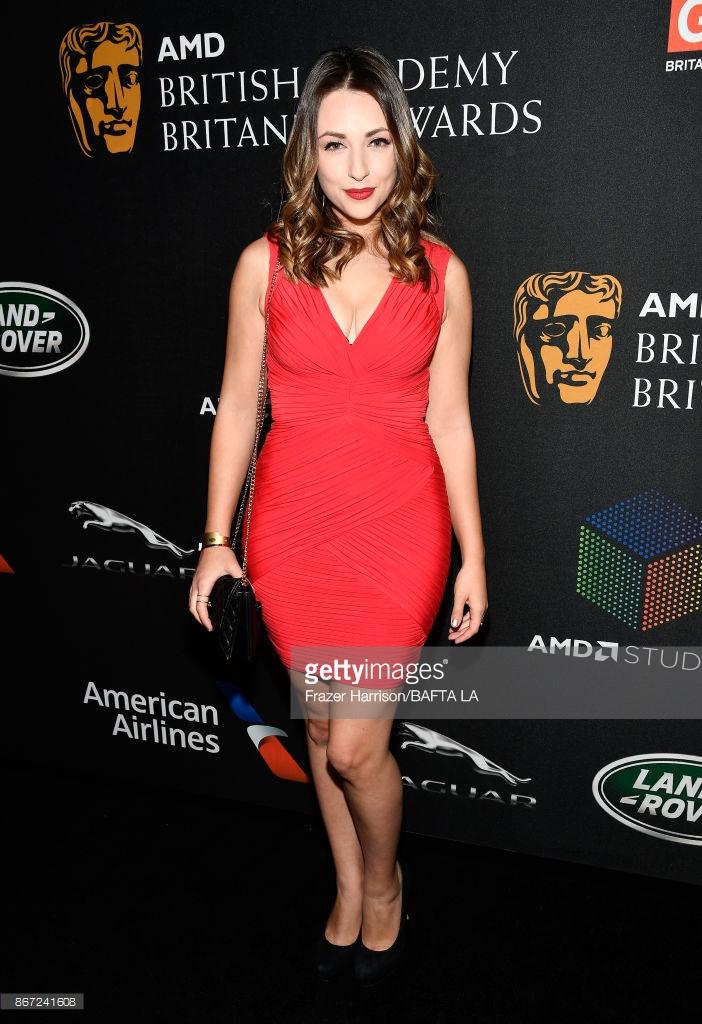 Britannia Awards 2017