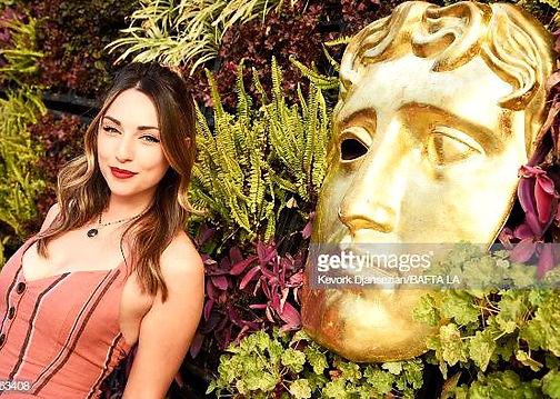 Nicola Posener BAFTA