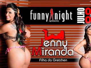 Jenny Miranda na Funny Night
