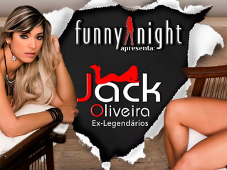 Jack Oliveira na Funny Night