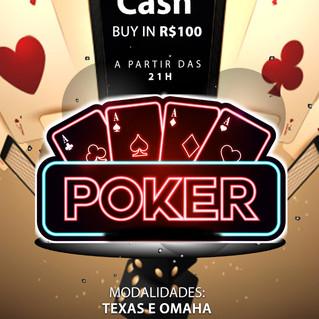 Poker Cash na Funny Night