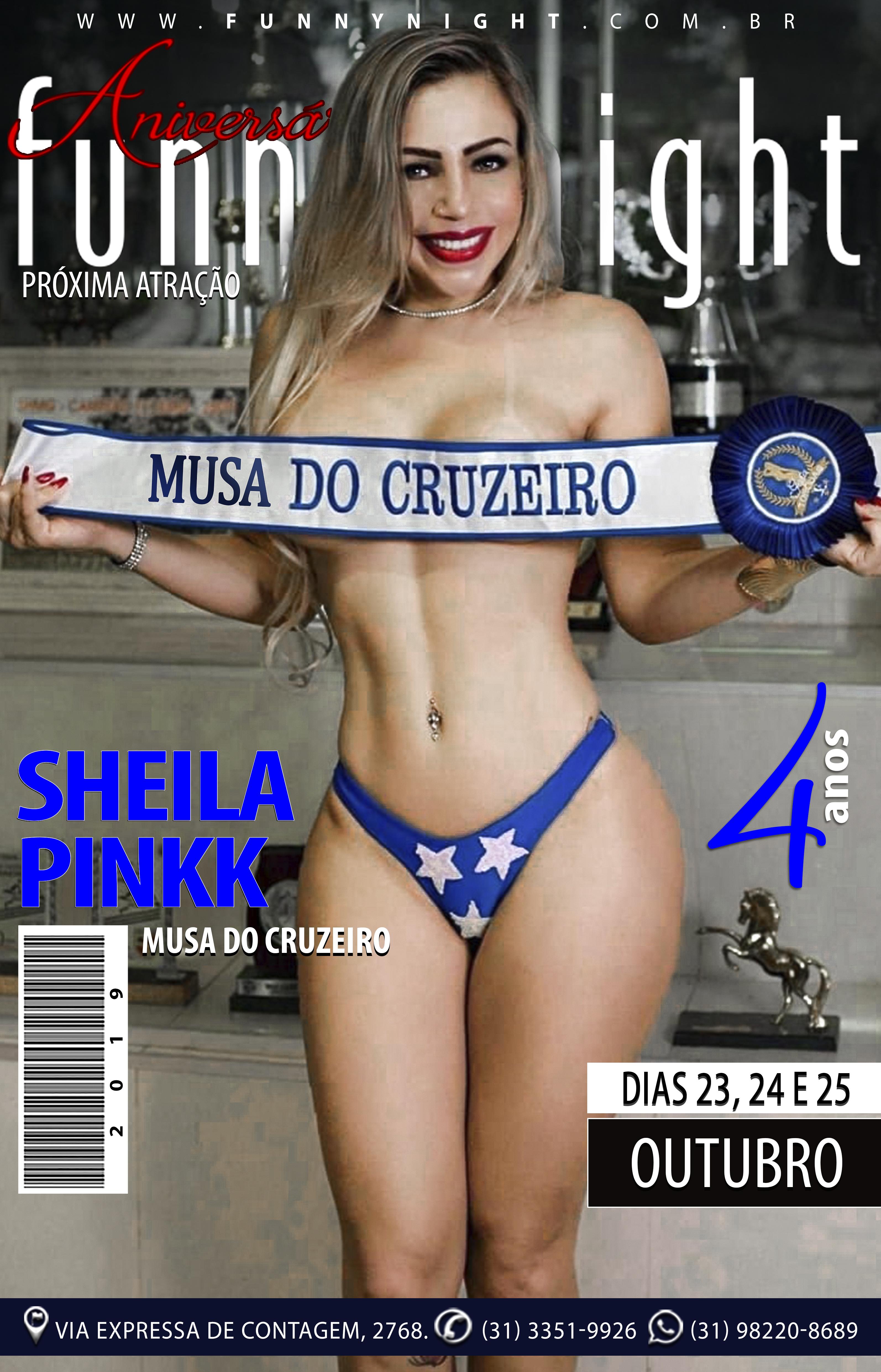 SHEILA PINKK