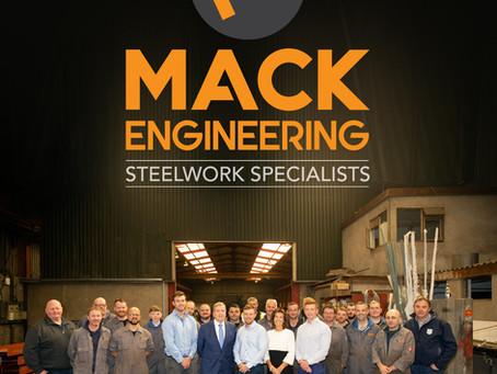 Mack Engineering featured in Engineers Journal