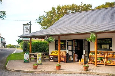 Lydford Farm Shop, Lydford
