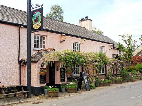 The Castle Inn, Lydford