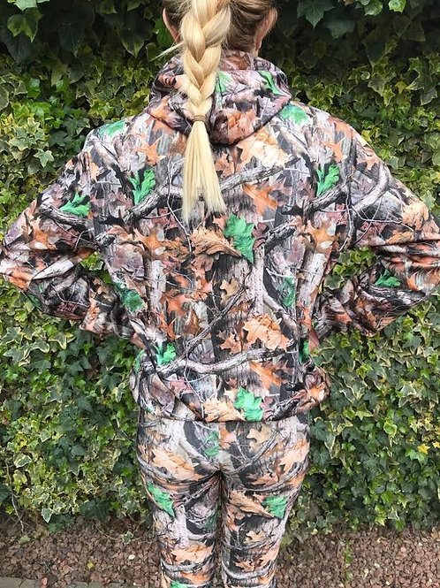 Summer Huntress Soft Shell Hoodie