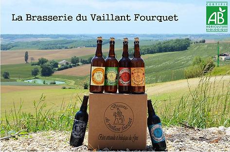 Brasserie du Vaillant Fourquet
