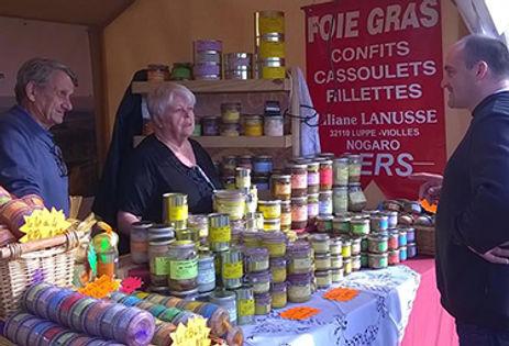 Foie Gras Lilianne Lanusse