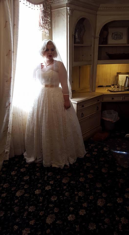 Wedding Gown - Magalehaes Wedding