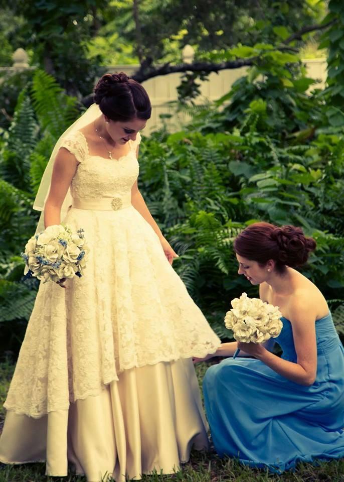 Wedding Gown - Frost Wedding