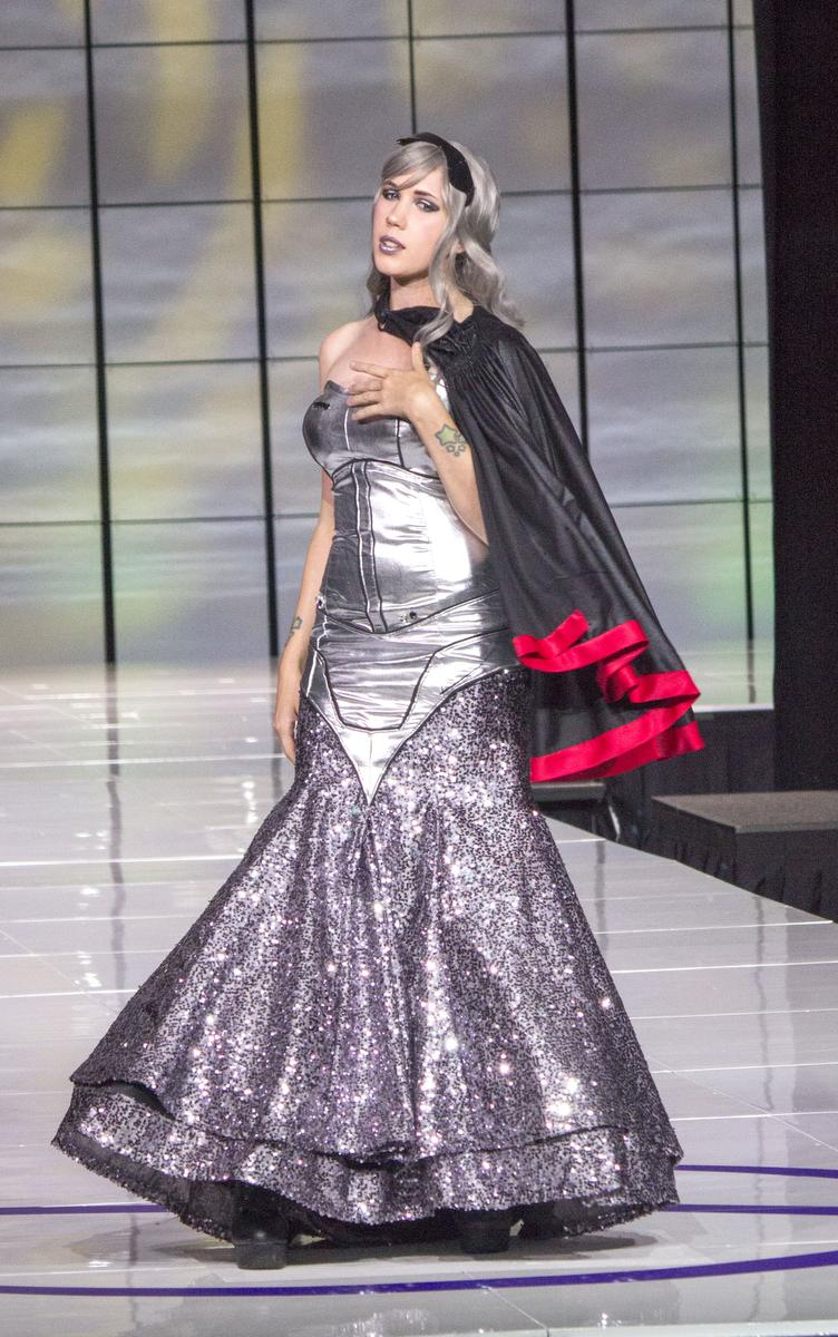 Her Universe Fashion Show 2016