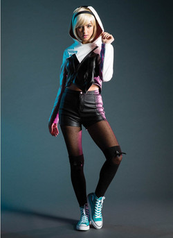 Spider Gwen for Hot Topic Stores