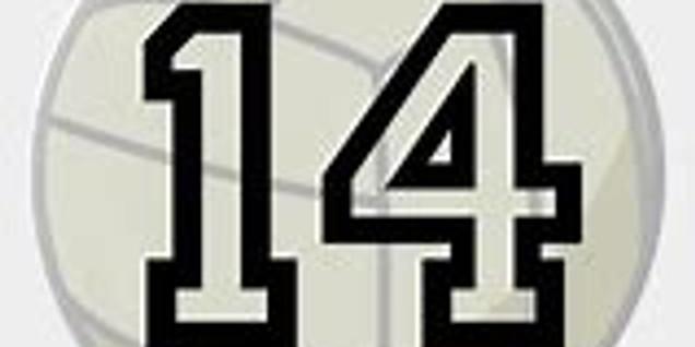 14's Open Practice