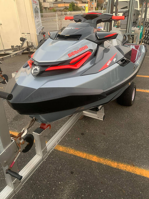 SEA DOO RXP-X 300RS シルバー