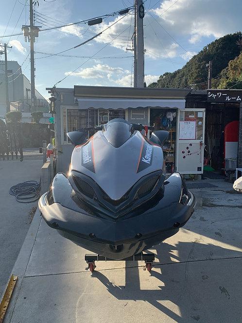 Kawasaki ウルトラ-LX