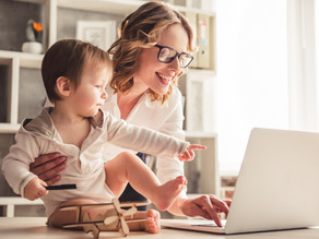 How the Pandemic Has Changed The Game For Working Moms—And What Comes Next