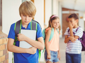 Bullying: Spotting the signs in children