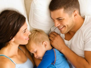Staying Lovers While Raising Kids