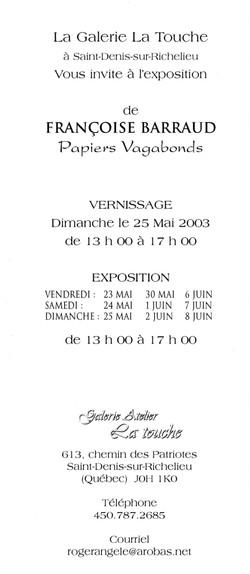 2003 St-Denis-sur-Richelieu