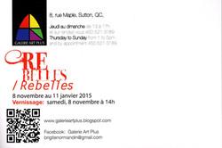 2015 Galerie Art Plus