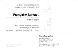 1999 Galerie Estampes Plus