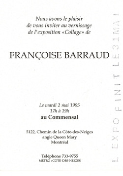 1995 Commensal
