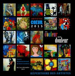 2015 Artistes de Cœur